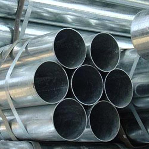 Tubo Estructural Redondo Galvanizado
