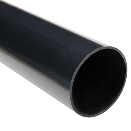 Tubo Estructural Redondo Negro