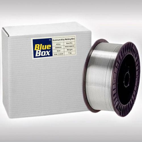 Alambre Mig BlueBox Aluminio