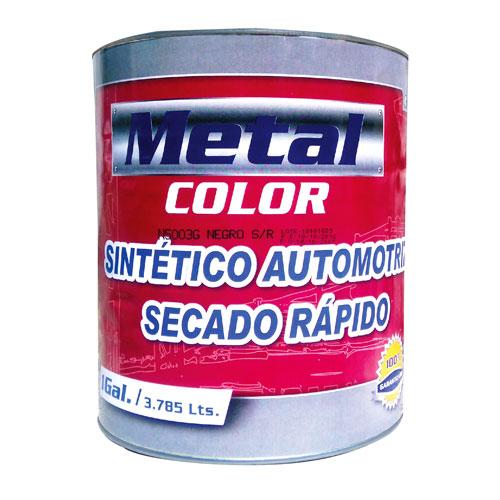 Metal Color Sintético